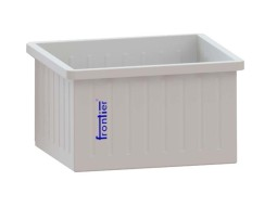 Rectasngular containers