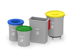 Hotel and Restaurant Bins