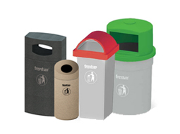 Outdoor Bins