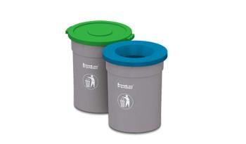 Kitchen Waste Round Bins
