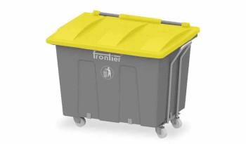 Community Waste Bins full