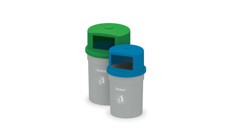 Outdoor Dust Bins