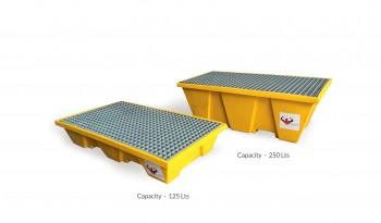 Drum Spill Pallets Manufacturer