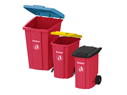 Bio Medical Closed LID Disposal Bin