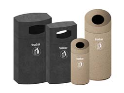Outdoor Decorative Dust bins