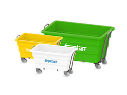Frontier Laundry Cart trolley