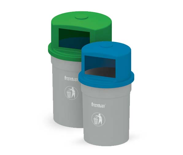 Hut Dust Bins