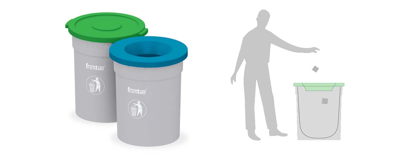 Round bins 6