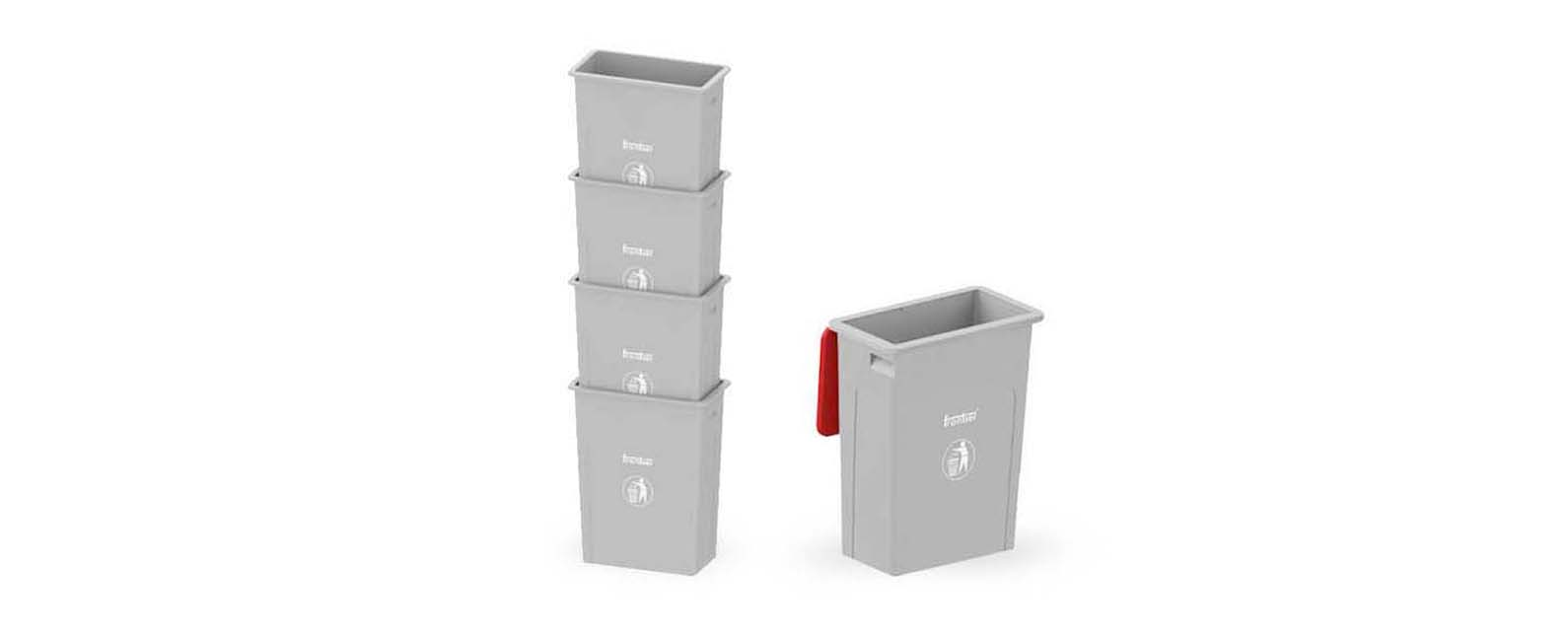 SLIM Waste BINS