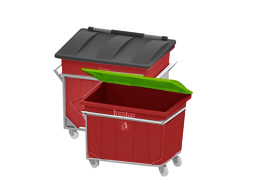 Large Medical Waste Bin Supplier