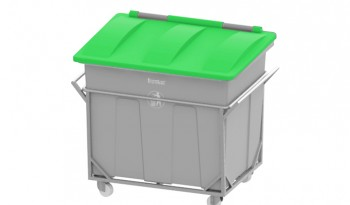 Community Waste Wheel Bins Green