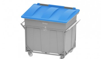 Community Waste Bins full