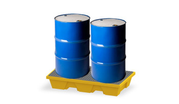 Spill Safe Heavy Container full
