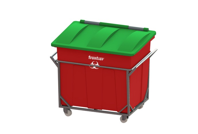 Large Waste Collection Wheel Bins Suppliers