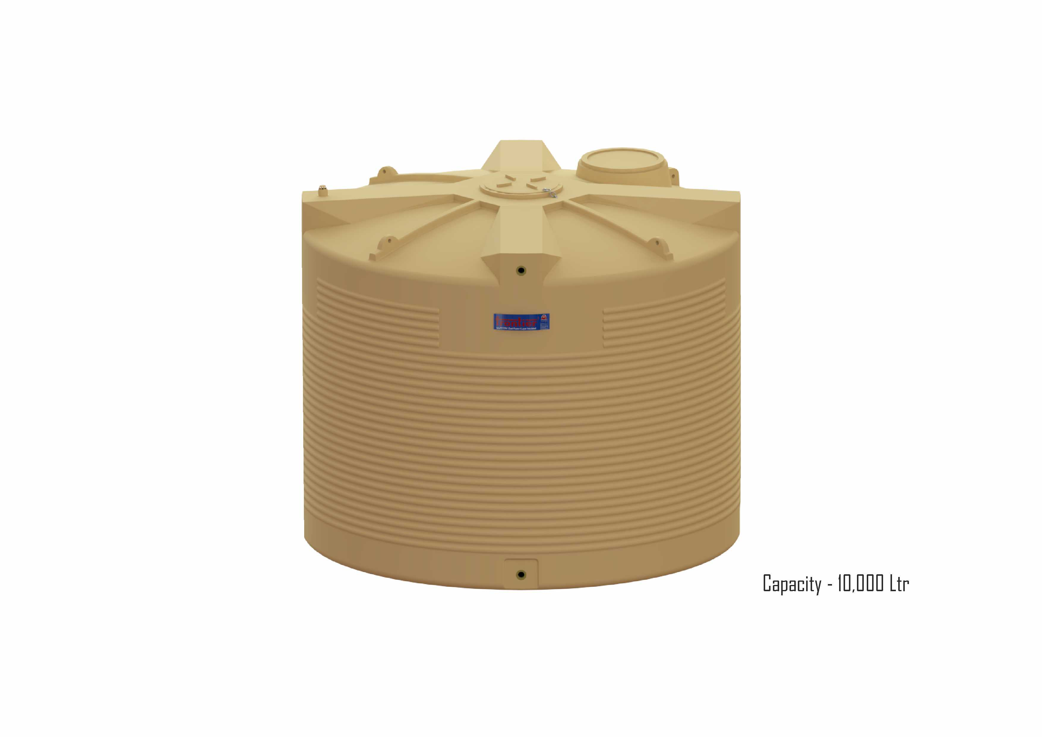 Dual Foam Industrial Water Storage Tank 4 Layer Industrial Water Storage