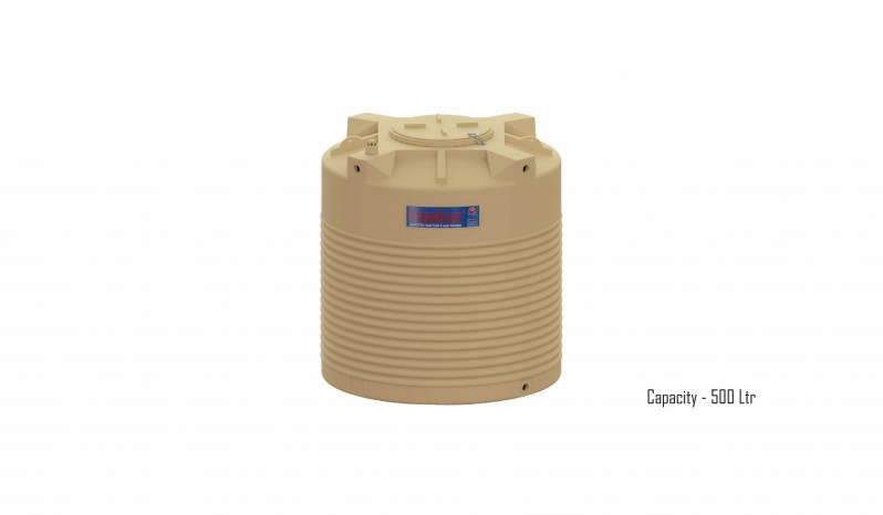 Frontier 4 Layer Water Tank full